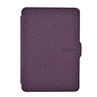 Shy Bear™ Excellent Handfeel Leather Cover Case for Amazon Kindle Paperwhite 6 Inch Ebook