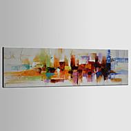 手描きの 抽象画 油彩画,クラシック / Modern / トラディショナル 1枚 キャンバス ハング塗装油絵 For ホームデコレーション