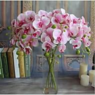 Seda Orquideas Flores artificiais