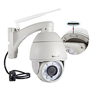 Sricam PTZ Outdoor 5X Zoom MegaPixel IR-CUT IP Camera