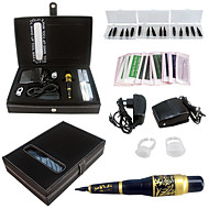 Solong Tattoo Permanent Makeup Kit Tattoo Pen Eyebrow Lip Machine Set EK703-6