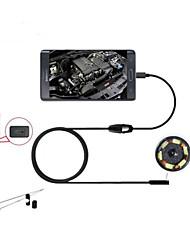 Android  Endoscope USB 5.5mm Android Phone Endoscope 6 LED IP66 Waterproof Camera USB Endoscope 2M OTG CCTV camera