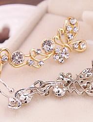 Unisex Fashion Gold/Silver Ear Cuffs Earrings Jewelry (1 PC,10g)