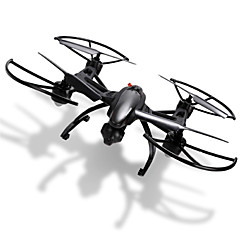 JXD 509G/509W RC Quadcopter Drone 2.4G 6 Axis 4CH FPV With HD Camera High Hold Mode Black Headless Mode/360°Rolling/Auto-Return/One Key To Auto-Return