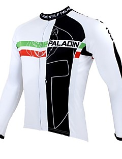 ae612267e ILPALADINO Cycling Jersey Men s Long Sleeve Bike Breathable Thermal   Warm  Quick Dry Ultraviolet Resistant Jersey