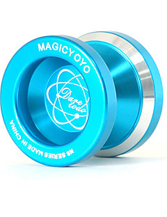 Magic YoYo N8 Blue Alloy Aluminum Professional Yo-Yo Classic Toys Educational Toys For Players